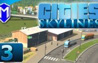 Cities Skylines – Upgrading Roads, Increased Traffic – Let's Play Cities Skylines Gameplay Part 3