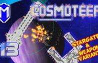 Cosmoteer – Dakka Dakka – Let's Play Akinata's Weapon Variants & Stargate Mod Gameplay Ep 13