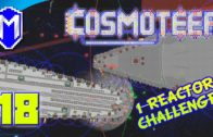 Cosmoteer – Large Capital Ship Battle – Lets Play Cosmoteer Mod 1 Reactor Challenge Gameplay Ep 18