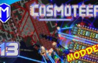 Cosmoteer – Large Capital Ship, Over 1200 Crew Members – Let's Play Cosmoteer Mods Gameplay Ep 13