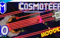 Cosmoteer – Railguns, Guardian Spikes, And Ion Beams – Let's Play Cosmoteer Abh Mod Gameplay Ep 10