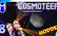 Cosmoteer – Super Accurate Assault Craft, Beam Weapons – Let's Play Cosmoteer Abh Mod Gameplay Ep 8