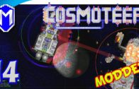 Cosmoteer – Taking On Elite Difficulty Ships – Let's Play Cosmoteer Abh Mod Gameplay Ep 14