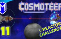 Cosmoteer – Testing Out New Weapons – Lets Play Cosmoteer Mod 1 Reactor Challenge Gameplay Ep 11
