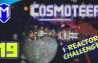 Cosmoteer – X-Wing Vs Tie Fighter – Lets Play Cosmoteer Mod 1 Reactor Challenge Gameplay Ep 19