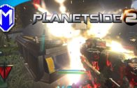 Defending The Base, Protecting The SCU – TR – Emerald – Let's Play PlanetSide 2 PC Gameplay Ep 13