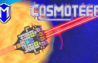 Dual Ion Beam Emitters, Getting Started With A New Game – Let's Play Cosmoteer 14.2 Gameplay Ep 1
