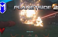 Fighting For The Loyalists – TR – Emerald – Let's Play PlanetSide 2 PC Gameplay Ep 10
