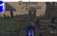 M&B – Being The Best Marshal, Siege – Mount & Blade Warband Prophesy of Pendor 3.8 Gameplay Part 26