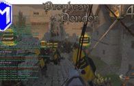 M&B – Hidden Mines Of Al-Aziz – Mount & Blade Warband Prophesy of Pendor 3.8 Gameplay Part 14
