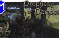 M&B – Laying Siege To The Town Laria – Mount & Blade Warband Prophesy of Pendor 3.8 Gameplay Part 36