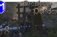 M&B – Push The Siege Tower! – Mount & Blade Warband Prophesy of Pendor 3.8 Gameplay Part 58