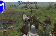 M&B – Unable To Defend My Liege – Mount & Blade Warband Prophesy of Pendor 3.8 Gameplay Part 13