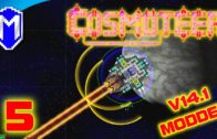 New Mods, Long Range Mining Lasers – Let's Play Cosmoteer v14.1 Mods Gameplay Ep 5