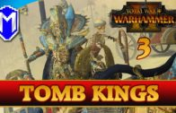 NOT EVEN THE SAND VEIL COULD SAVE US – Let's Play Total War Warhammer 2 Tomb Kings Gameplay Ep 3