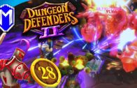Protecting Our Lanes, Chaos 5 Trials – Let's Play Dungeon Defenders 2 Gameplay Ep 28