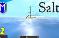 Salt – Exploring A Large Island, Small Village – Let's Play Salt Gameplay Ep 2