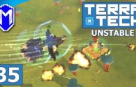TerraTech – Battling With Our Older Techs – Lets Play TerraTech Unstable Gameplay Ep 35