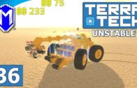 TerraTech – Cheaper Auto Miner Tech And Magnet Tech  – Lets Play TerraTech Unstable Gameplay Ep 36