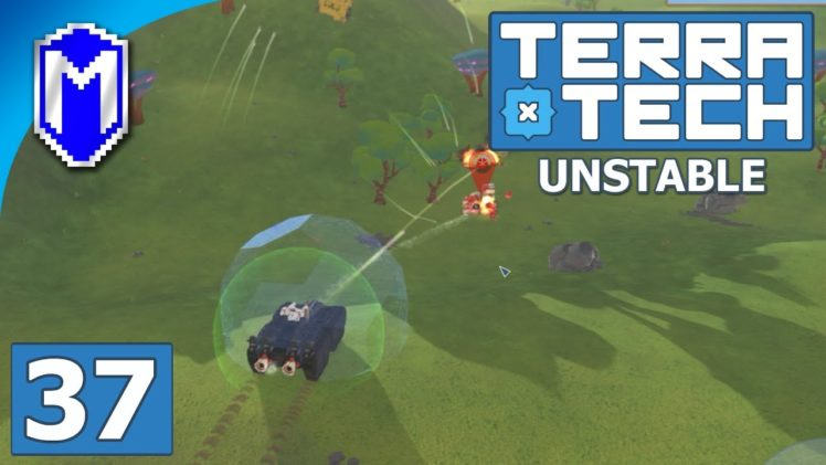 TerraTech – Hawkeye Cruise Missile Tank – Lets Play TerraTech Unstable Gameplay Ep 37
