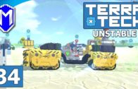 TerraTech – The Mining Machine, Tank Auto Miner – Lets Play TerraTech Unstable Gameplay Ep 34