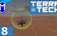 TerraTech – Tiny Flier, Testing Out Planes And How They Work – Let's Play TerraTech Gameplay Ep 8