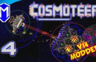 There Are Bugs In My Shields, ABH Mod Shield Bug – Let's Play Cosmoteer v14 Mods Gameplay Ep 4