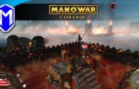 Trying To Attack The Last Kislev Stronghold – Warhammer Man O' War: Corsair Chaos Gameplay Part 3