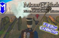 Firing The Cannons – Bot Survival – Let's Play Mount & Blade Warband Napoleonic Wars Gameplay Ep 2