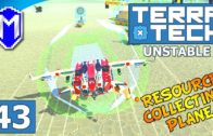 TerraTech – Flying Resources, Harvester Plane – Lets Play TerraTech Unstable Gameplay Ep 43