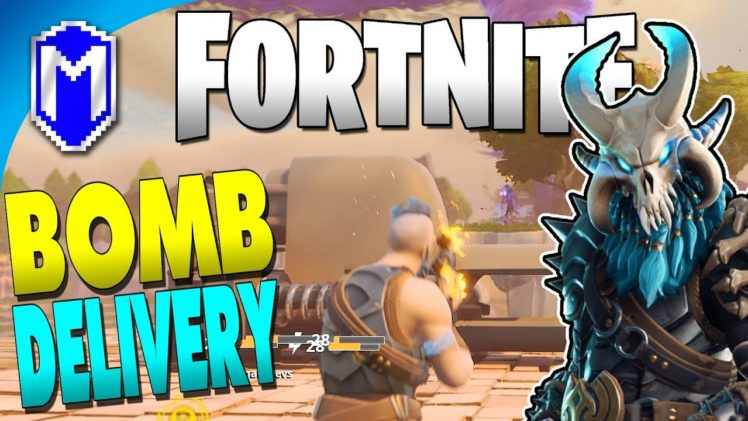 Bomb Delivery, Deliver The Bomb Mission – Let's Play Fortnite: Save The World Gameplay Ep 5