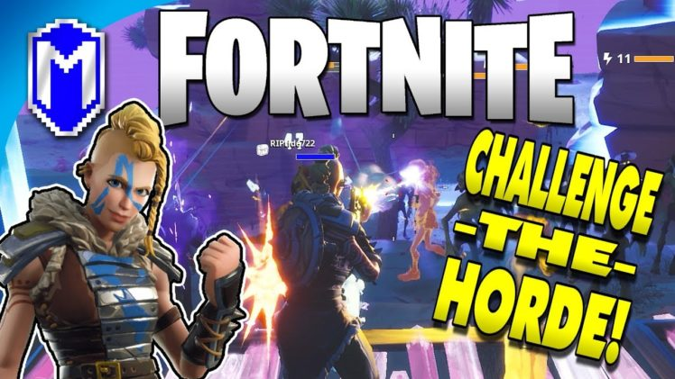 Challenge The Horde, Defending Multiple Bases – Let's Play Fortnite: Save The World Gameplay Ep 3