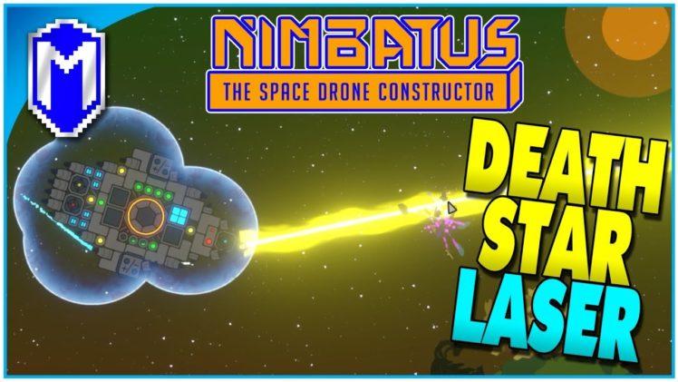 Death Star Laser, Intercepted Transmitter Signal – Let's Play Nimbatus Closed Alpha Gameplay Ep 3
