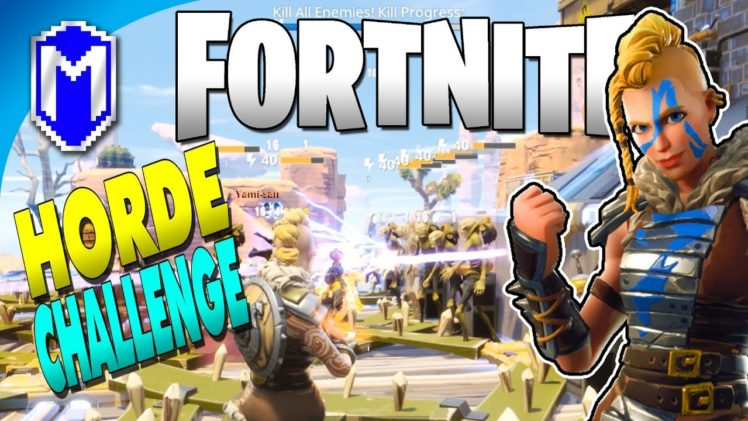 I Hate Takers, Challenge The Horde – Let's Play Fortnite: Save The World Gameplay Ep 6
