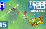 TerraTech – Bombs Away! The Experimental Bomber – Lets Play TerraTech Unstable Gameplay Ep 45