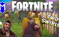 Two Swirls, Completing Fight Category 2 Storm – Let's Play Fortnite: Save The World Gameplay Ep 2