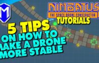 5 Tips On How To Build A Stable Drone – Nimbatus Gameplay Tutorials And How To Guides