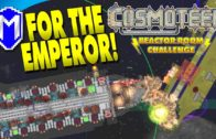 For The Emperor! Ramming Speed! – Let's Play Cosmoteer Reactor Room Challenge Modded Gameplay Ep 6