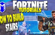How To Build Stairs, Types Of Stairs – Fortnite Save The World PC Tutorial And How To Guide