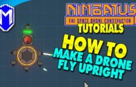 How To Make A Drone Fly Upright Using Sensors – Nimbatus Gameplay Tutorials And How To Guides