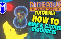 How To Mine And Gather Resources, Mining A Planet – Nimbatus Gameplay Tutorials And How To Guides