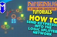 How To Send Keypresses Into The Logic Splitter – Nimbatus Gameplay Tutorials And How To Guides