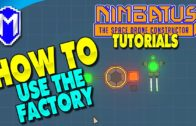 How To Use The Factory Part, Unlimited Parts – Nimbatus Gameplay Tutorials And How To Guides