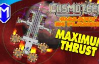 Maximum Thrust! Extending Our Ship – Let's Play Cosmoteer Galaxy In Flames Modded Gameplay Ep 5