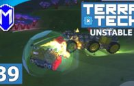 TerraTech – The Mighty Tick, Small Harvester Tech – Lets Play TerraTech Unstable Gameplay Ep 39