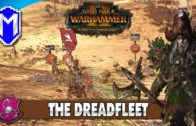 Battle Against Lord Mazdamundi – The Dreadfleet – Total War: Warhammer 2 Vampire Coast Campaign Ep 4