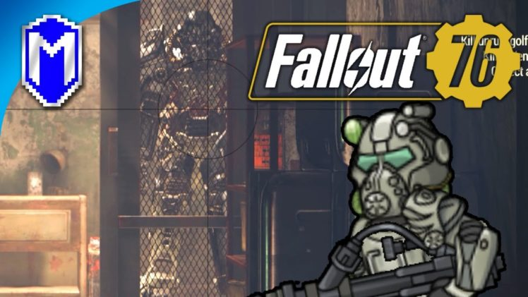 Finding Power Armor Frames, Becoming A Walking Tank – Let's Play Fallout 76 PC Gameplay Ep 4