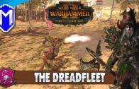 Terror On The High Seas – The Dreadfleet – Total War: Warhammer 2 Vampire Coast Campaign Ep 1