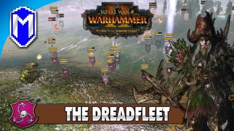 The Exotic Goods Hauler – The Dreadfleet – Total War: Warhammer 2 Vampire Coast Campaign Ep 5