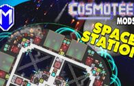The Space Station, A New Home Base – Let's Play Cosmoteer Mods Gameplay Ep 12